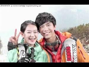 Shin min ah & Lee seung gi - YouTube