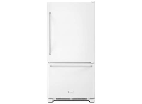 Kitchenaid Refrigerator Reliability by Kitchenaid Krbx109ewh Refrigerator Consumer Reports