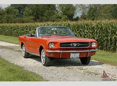 1965 Ford Mustang Fastback 2+2 66