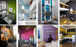 Idee Couleur Mur Cuisine : id e d co osez le mur de couleur making loft ~ Dailycaller-alerts.com Idées de Décoration