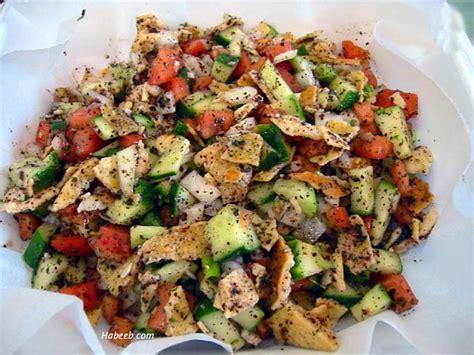sumac cuisine ovenless chef fattoush lebanese salad