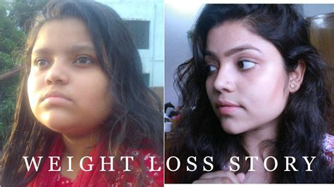 lost kg   month  weight loss story tips