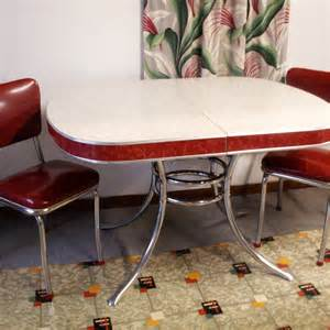 vintage gray formica chrome retro table in oak park illinois krrb classifieds