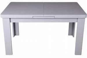 Table A Manger Grise : table manger extensible grise maeva design sur sofactory ~ Melissatoandfro.com Idées de Décoration
