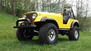 Beautiful Jeep Cj5 W  350 Ci Crate Motor 4 Sale