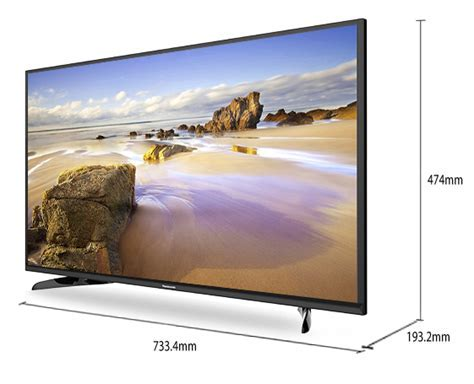 Panasonic LED TV 32 inch IPS Panel   Benua Electronic Sentra