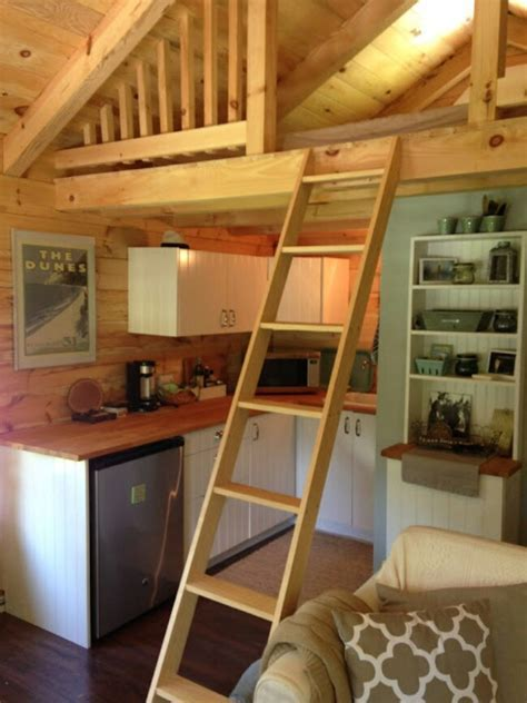 Cozy 200 Sq. Ft. Amish Made Tiny House for Sale in
