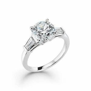11 best images about Platinum Engagement Rings on ...