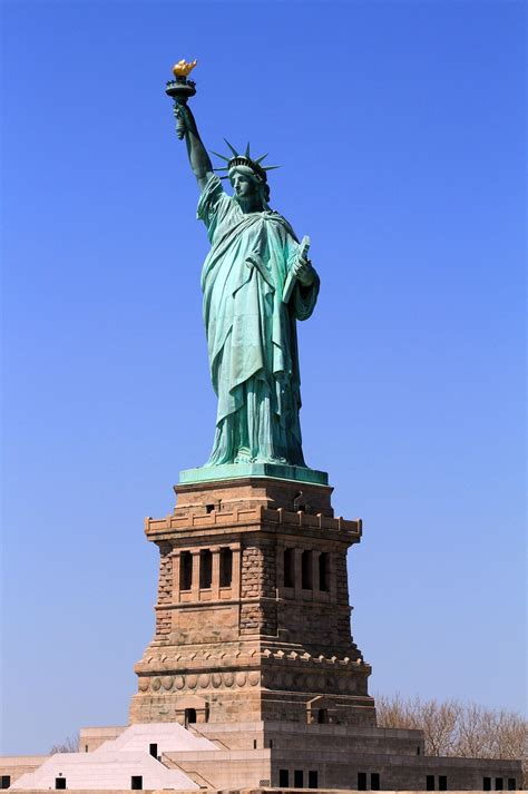 Statue Of Liberty Historical Facts And Pictures The