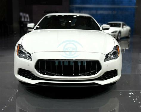 Quattroporte Grill by Fit For Maserati Quattroporte Gt Front Grill Grille