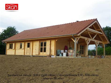 maisons principales skan 174 votre maison en bois