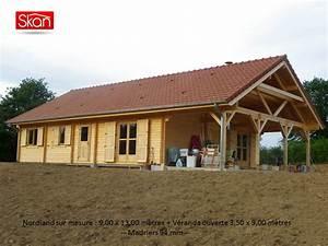 Chalet En Bois Habitable Livré Monté : maisons principales skan votre maison en bois ~ Dailycaller-alerts.com Idées de Décoration