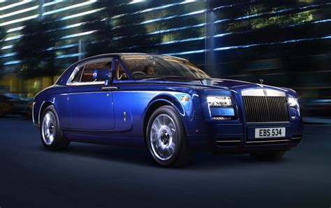2013 Rolls Royce Phantom Coupe Series Ii Review