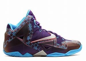 "Lebron 11 ""hornets"" - Nike - 616175 500 - court purple ..."