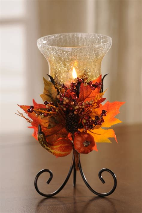 fall leaves decor 18 leaf centerpieces for fall and thanksgiving d 233 cor digsdigs