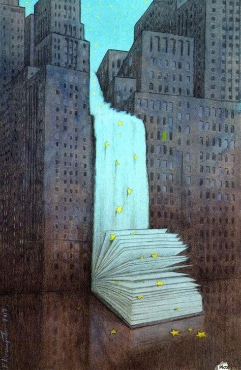 power  books  brilliant illustrations  pawel