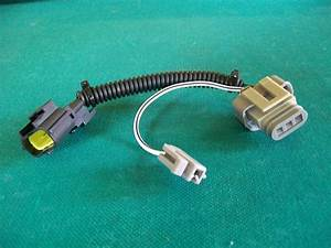Alternator Conversion Harness Connector Lead Adapter Ford