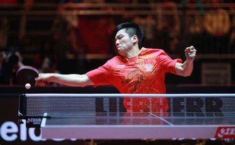 fan zhendong powers koki niwa international table tennis