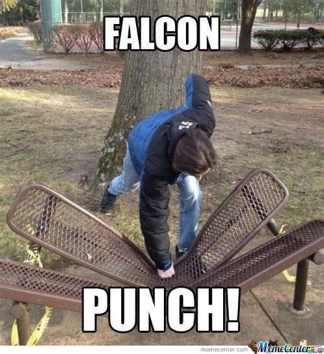 Falcon Memes - falcon punch by snkieche meme center