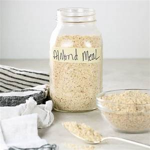 How To Make Almond Meal