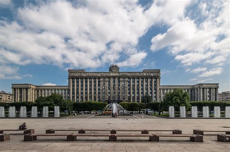 house of house of soviets petersburg