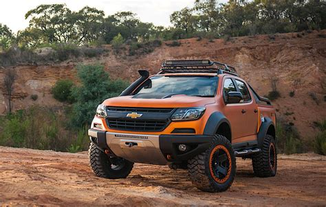 chevy concept truck chevy colorado extreme concept the fast lane truck