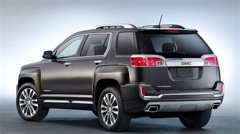 gmc terrain car  catalog