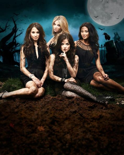 Pretty Little Liars Season 5 Spoilers: The Identity of A ...
