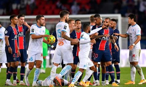 Marsella vs PSG
