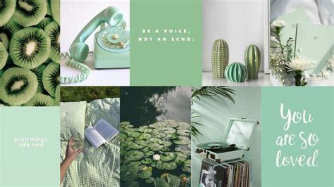 green aesthetic in 2020 green aesthetic laptop