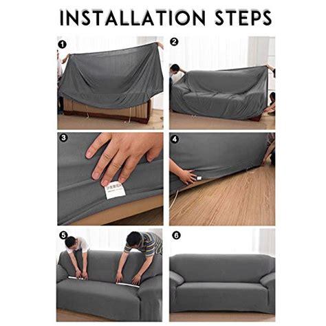 stretch printed sofa cover anti slip anti wrinkle sofa
