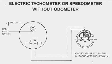 Vdo Tach Wiring Diagram by Vdo Performance Instruments
