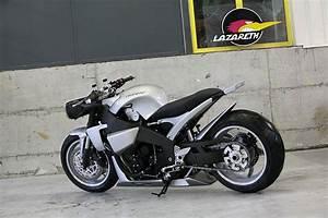Yamaha Fzr1000 Custom By Lazareth
