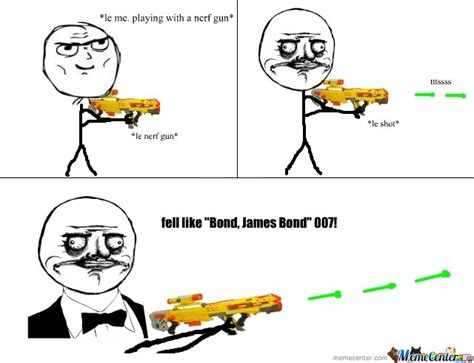 Bond. James Bond! 007 By 97backspace