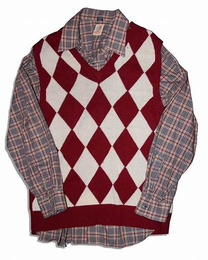 Vest Sweater Plaid Argyle Kangaroo Captain Checkered