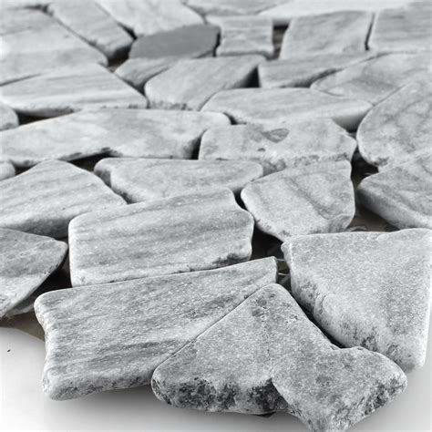 mosaico piastrelle rotte mosaico marmo rotte piastrelle grigio ht88336m
