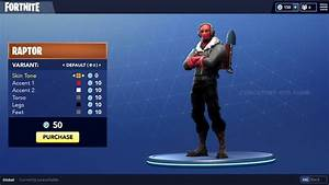 Fortnite News - fnbr.news on Twitter u0026quot;Concept Colour customisation for skins what do you ...
