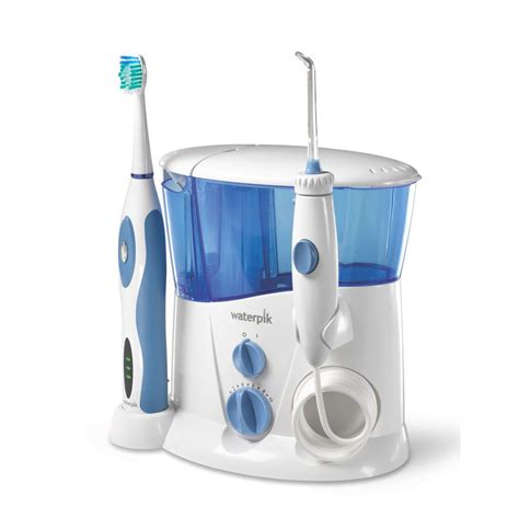 Waterpik Waterflosser and Sonic Toothbrush Complete Care