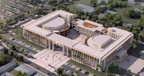 siege du parlement la construction du siège du parlement congolais un don du