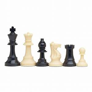 Best Value Tournament Chess Set 90 Plastic Filled Chess