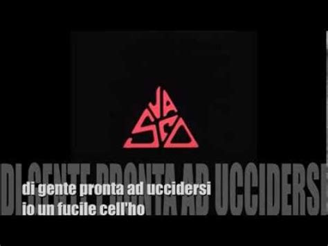 Vasco Un Gran Bel by Un Gran Bel Testo