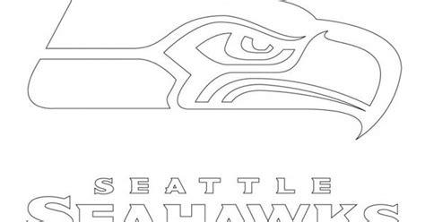 seahawks printable logo google search stencils