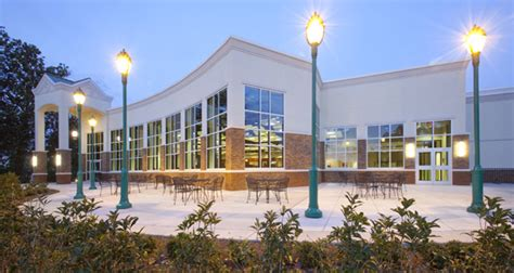 spring hill college leed silver student center