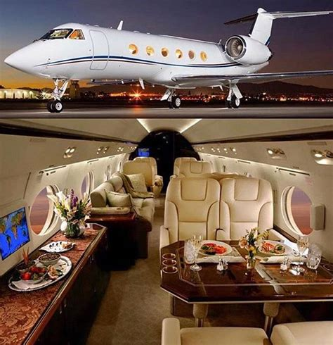 This Plane Is A Luxurious Come True by Joinbobf Jets Luxury Jets