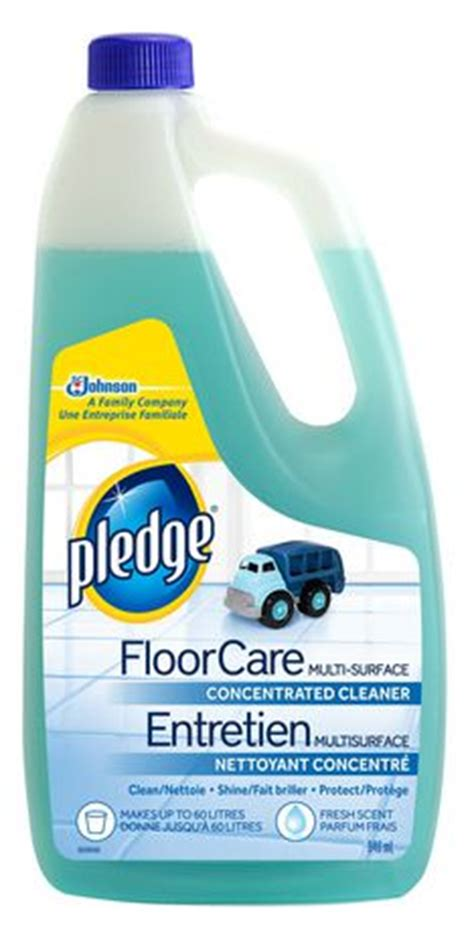 pledge floorcare multisurface concentrated cleaner walmart ca