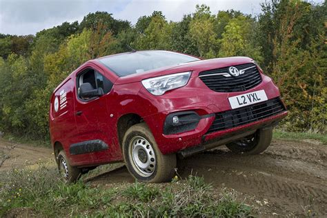 Vauxhall Combo 4x4 conversion officially on sale   Parkers