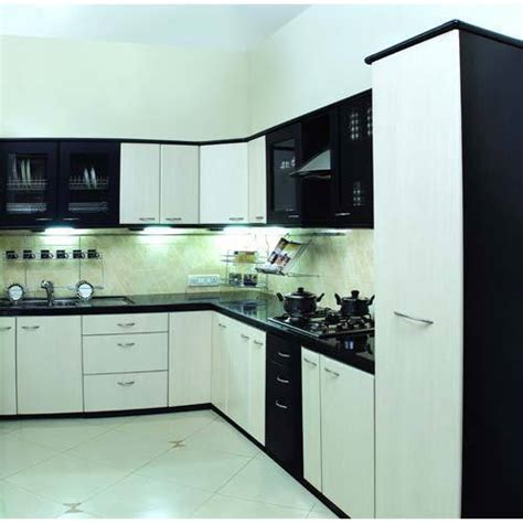 attractive modular kitchen  rs  square feet