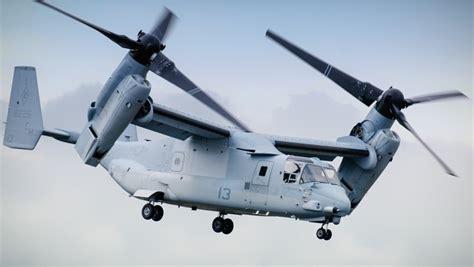 Bell Boeing V-22 Osprey Sky Wallpapers