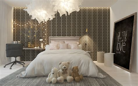 Themes For Bedrooms by A Pair Of Childrens Bedrooms With Sophisticated Themes