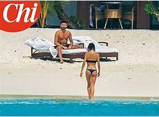 Max Biaggi e Bianca Atzei piccioncini in vacanza alle